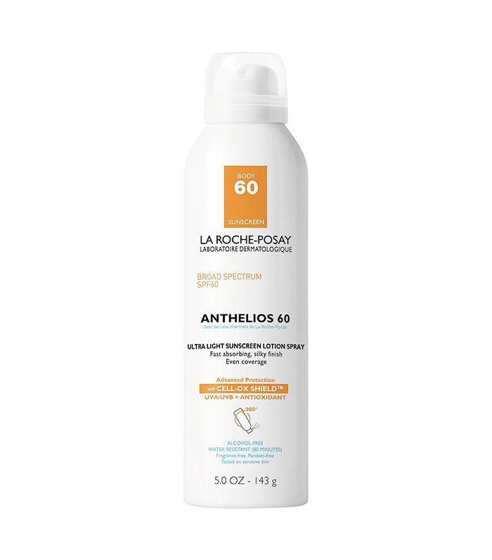 Anthelios 60 Ultra Light Sunscreen Lotion Spray