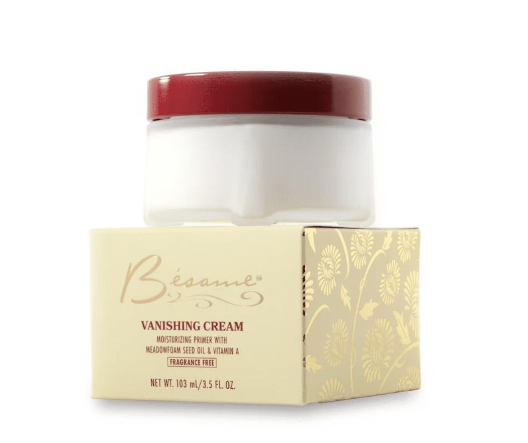 Bésame Cosmetics Vanishing Cream