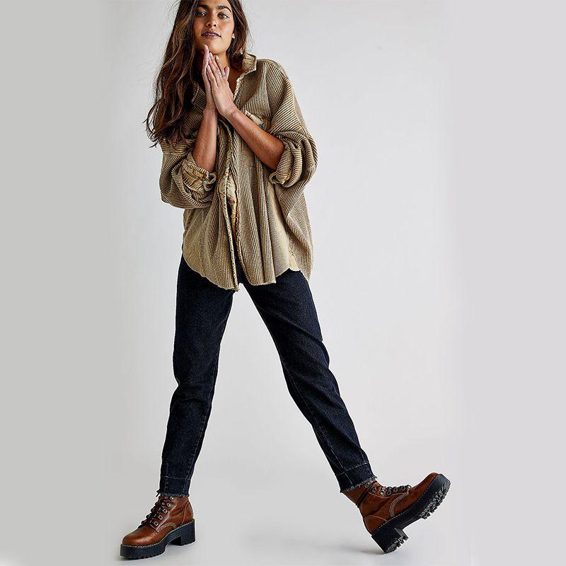 Marion High Waisted Denim Jeans