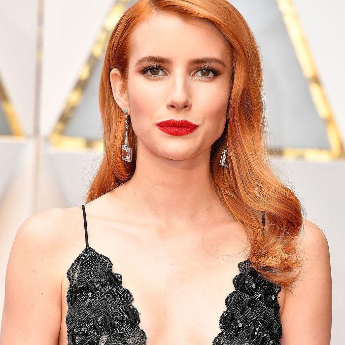 Copper Hair Colors - Emma Roberts