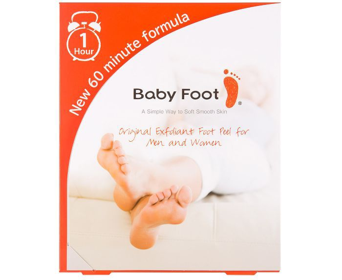 Baby Foot Exfoliant Foot Peel (1 Pack)