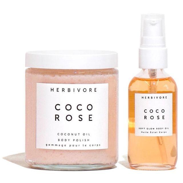Herbivore A Moment to Escape Soft Glow Body Set