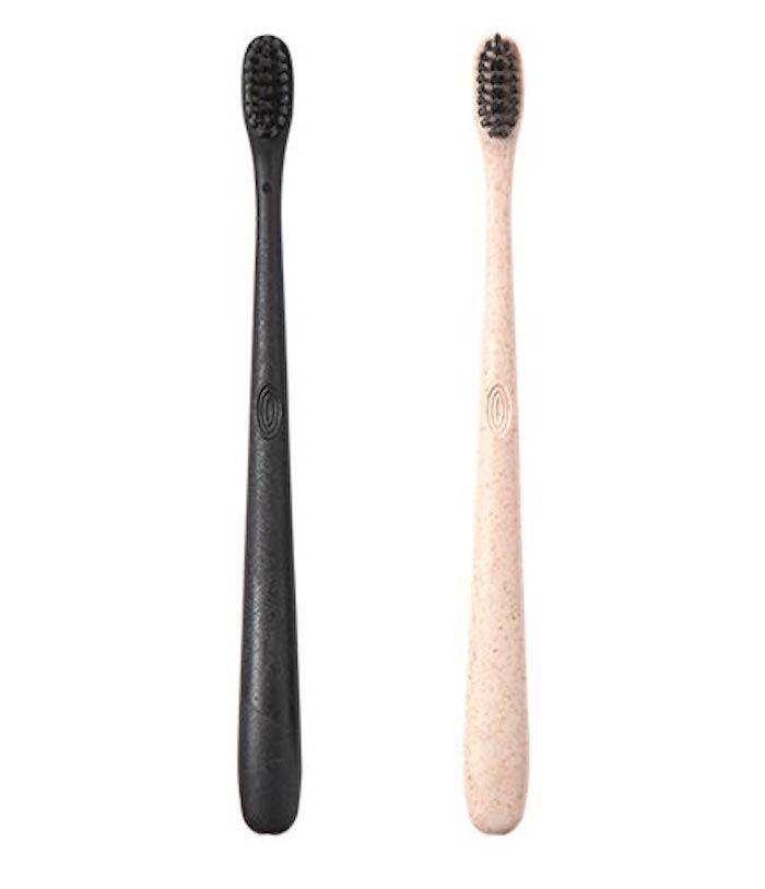 Hello Bamboo Charcoal Toothbrush