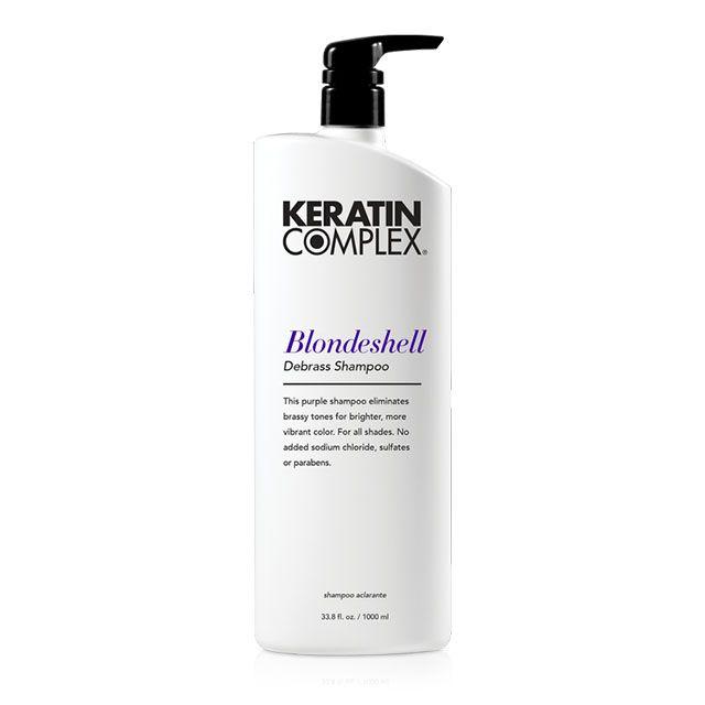keratin complex debrass shampoo