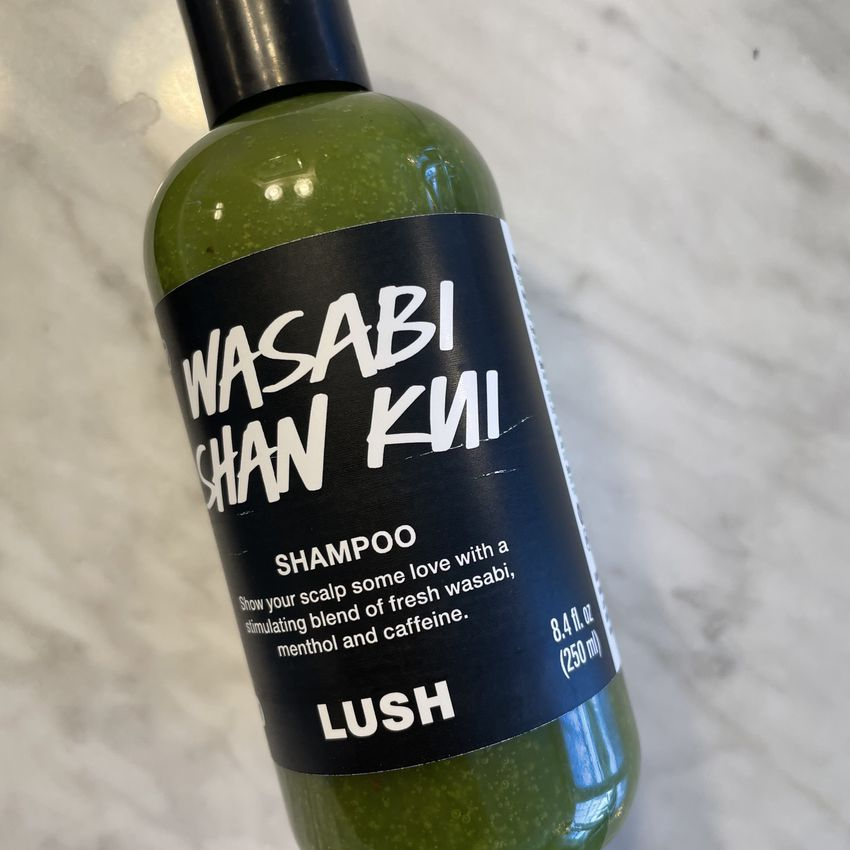 Lush Wasabi Shan Kui Shampoo