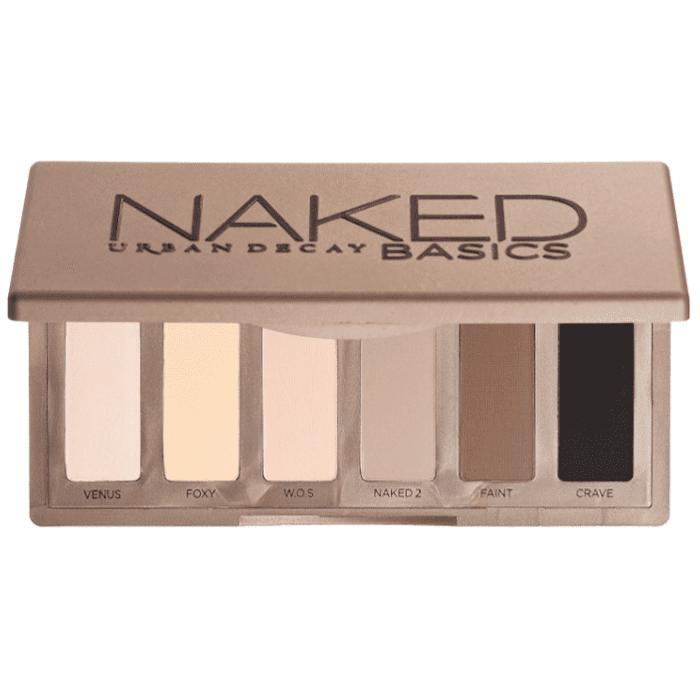 Naked Basics Eyeshadow Palette Naked Basics