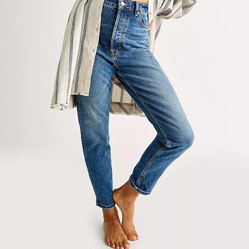 Zuri Mom Jeans ($78)