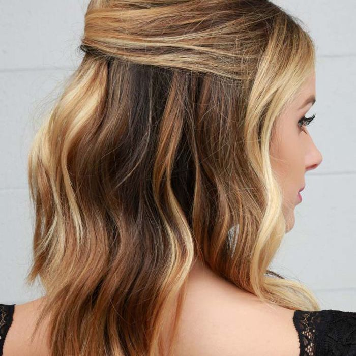 9 Chic And Simple Hairstyles For Wedding Guests