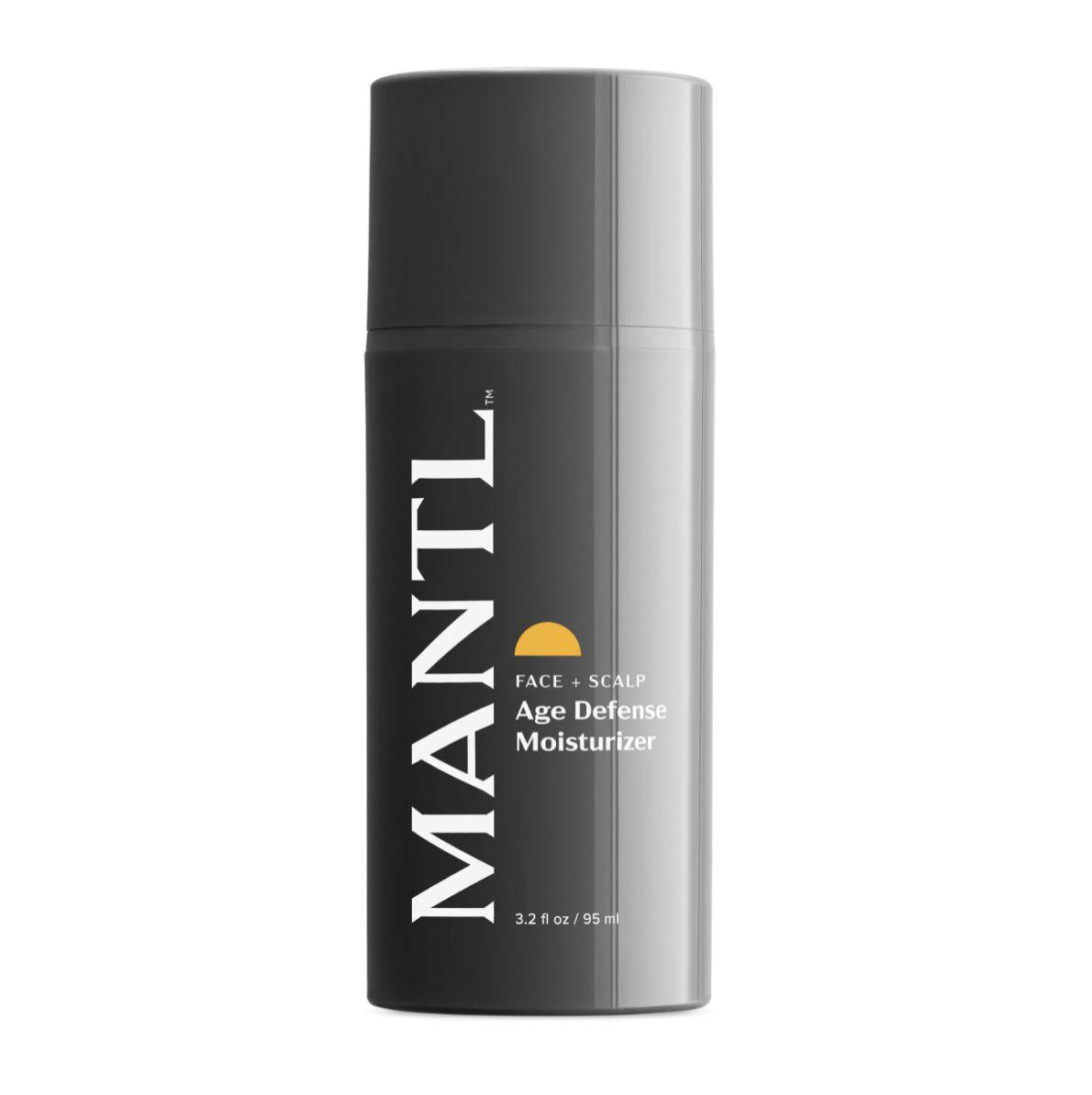Mantl Face & Scalp Age Defense Moisturizer