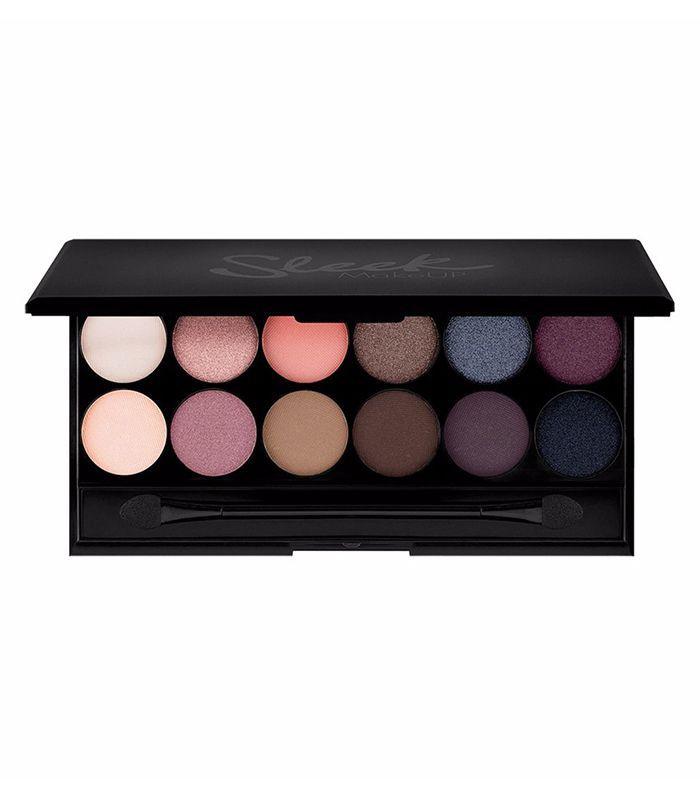 Best drugstore eyeshadow: Sleek MakeUp i-Divine Eyeshadow Palette in Oh So Special