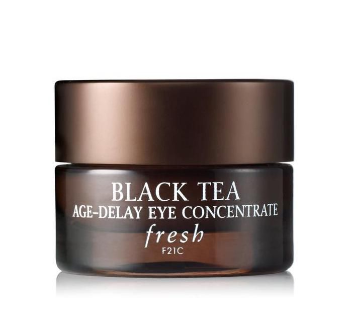 Fresh Black Tea Firming and De-Puffing Eye Cream