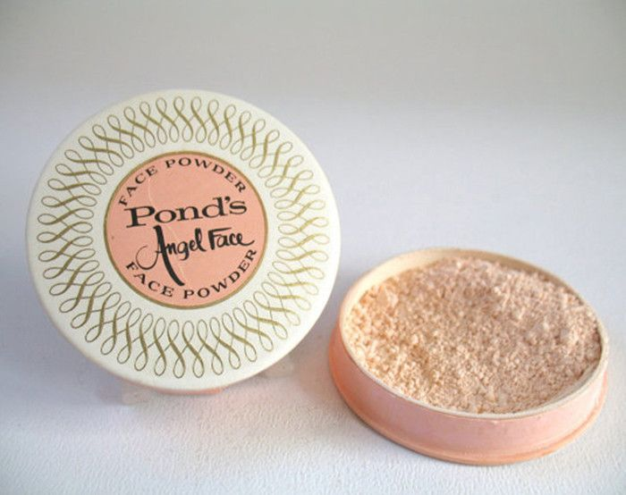 vintage Pond's face powder