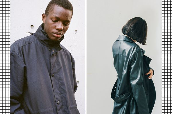people in coats