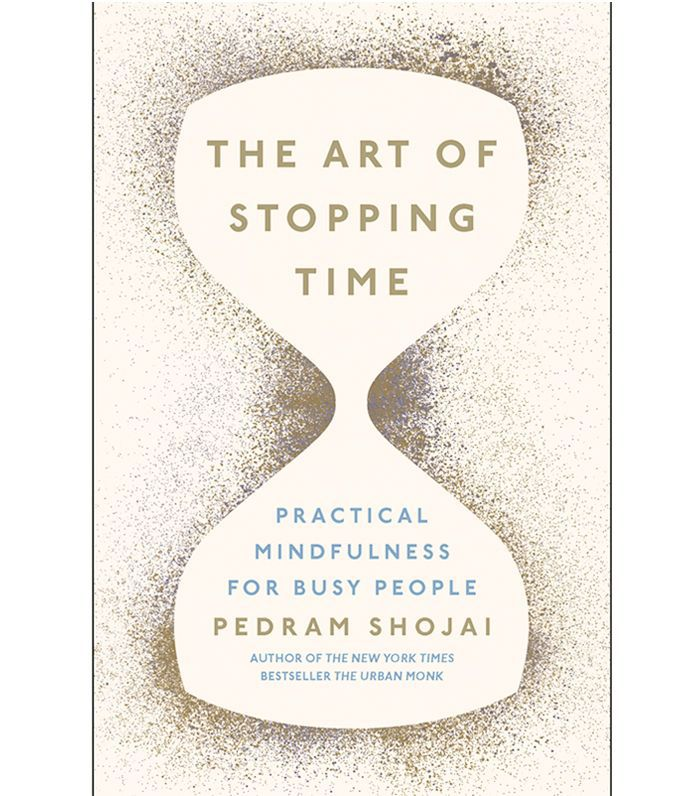 wellness books worth reading: Pedram Shojai The Art of Stopping Time