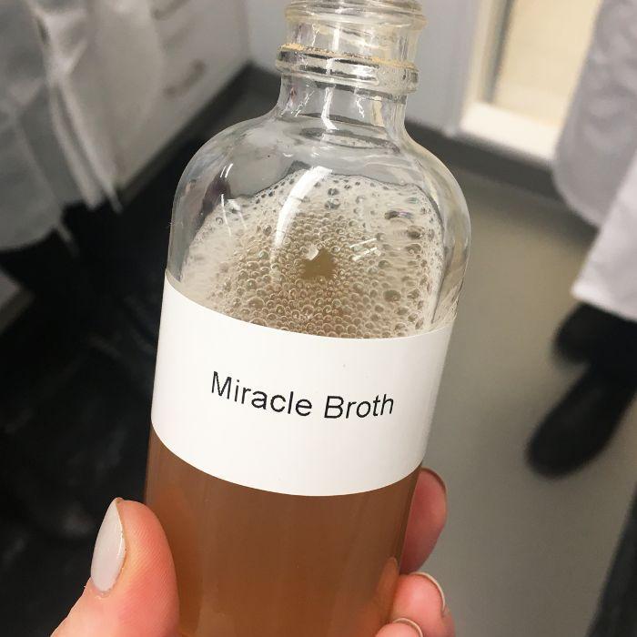 creme de la mer: Miracle Broth