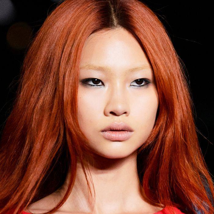 Copper Hair Colors - Model Hair