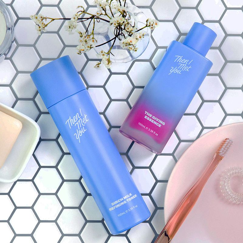 then i met you skincare
