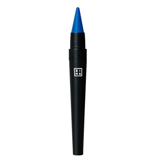 Best glitter makeup: 3ina Colour Kajal in Blue