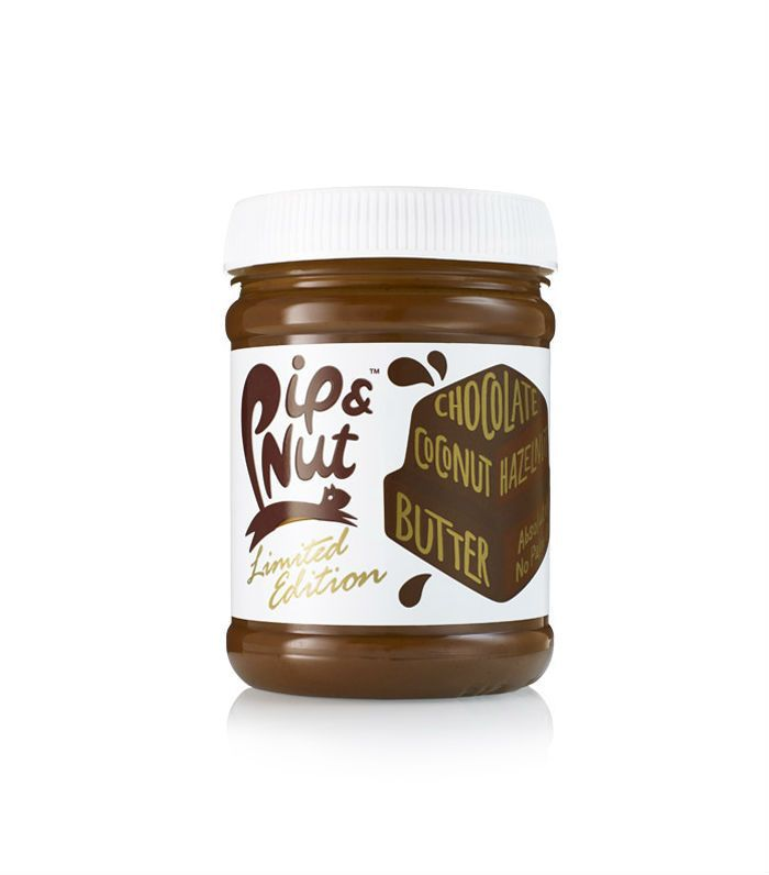 Sugar-free snacks: Pip & Nut Chocolate Coconut Hazelnut Butter