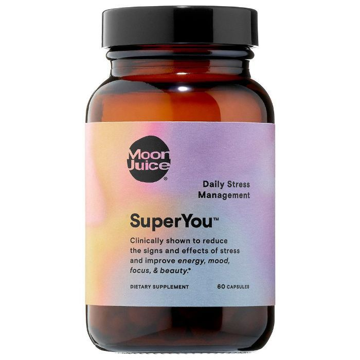 SuperYou Daily Stress Management 60 capsules