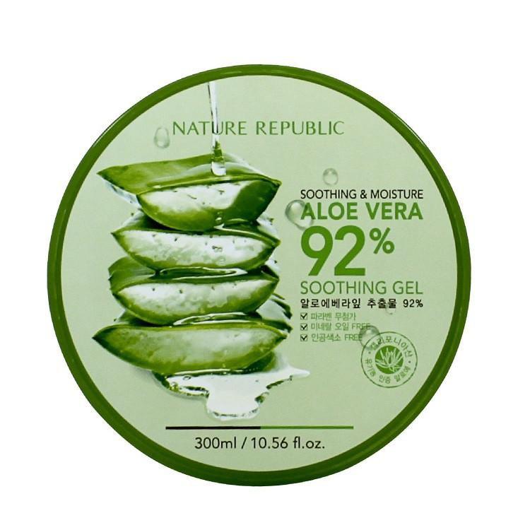 Nature Republic vera soothing gel