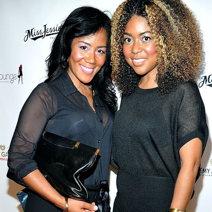 Miss Jessie's founder Miko and Titi Branch