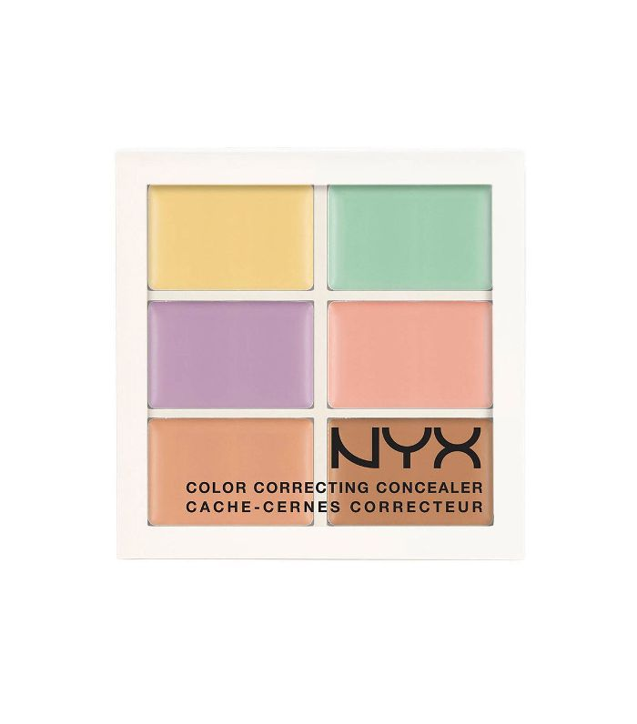 Nyx Color Correcting Concealer Pallete