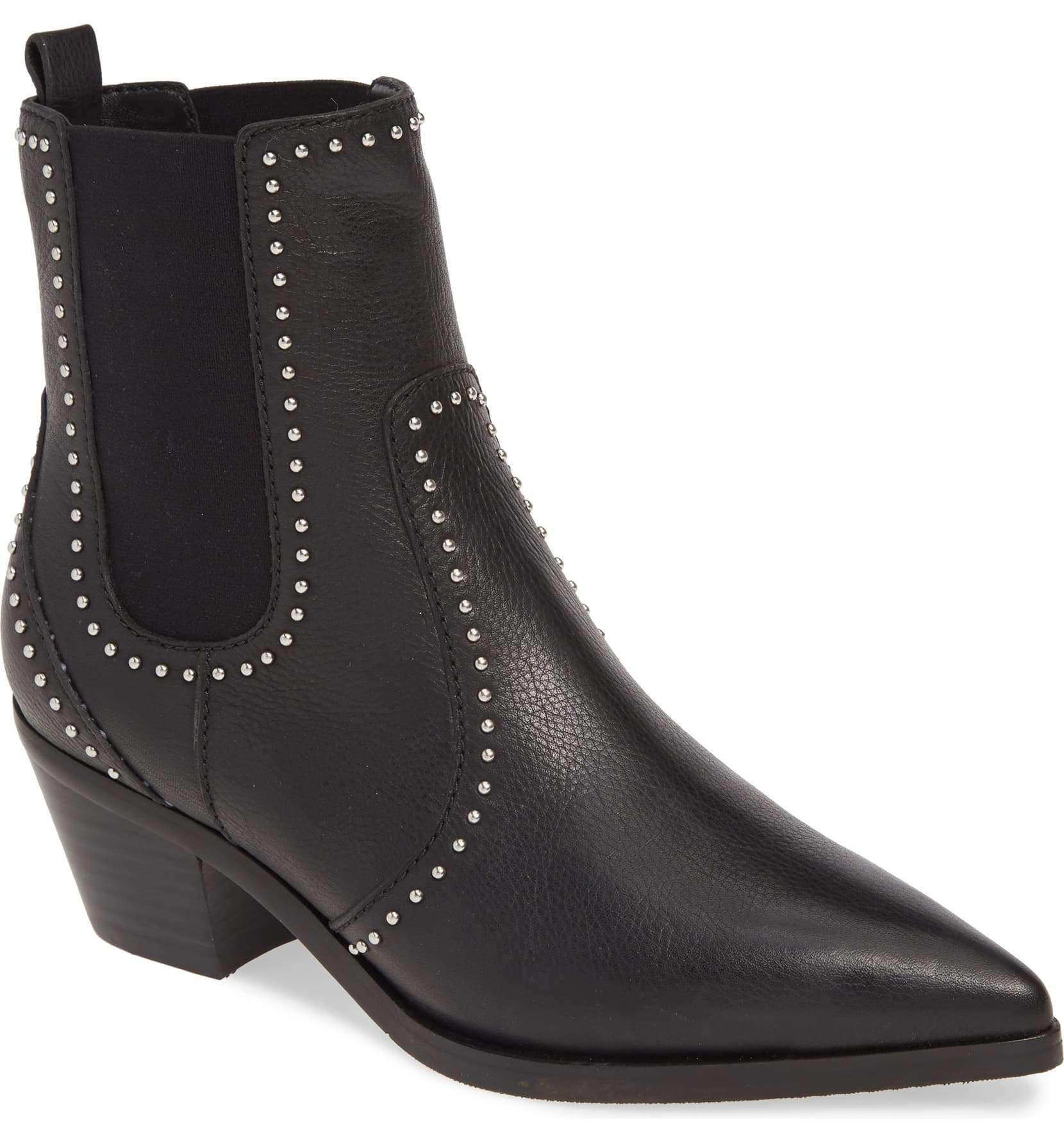 Willa Studded Chelsea Boot