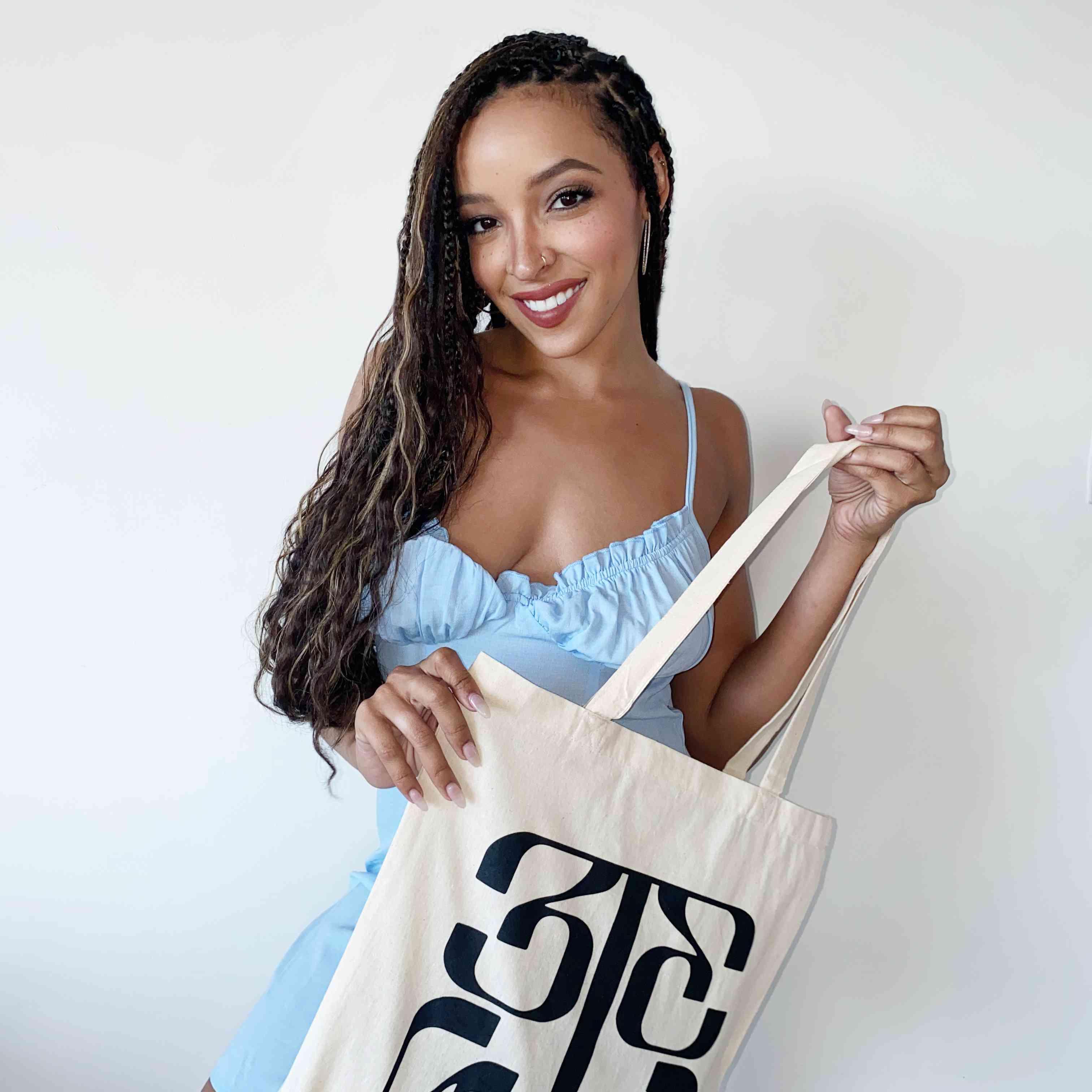 Tinashe for Eva NYC