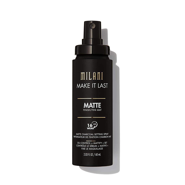 Milani Make It Last 3-in-1 Charcoal Setting Spray