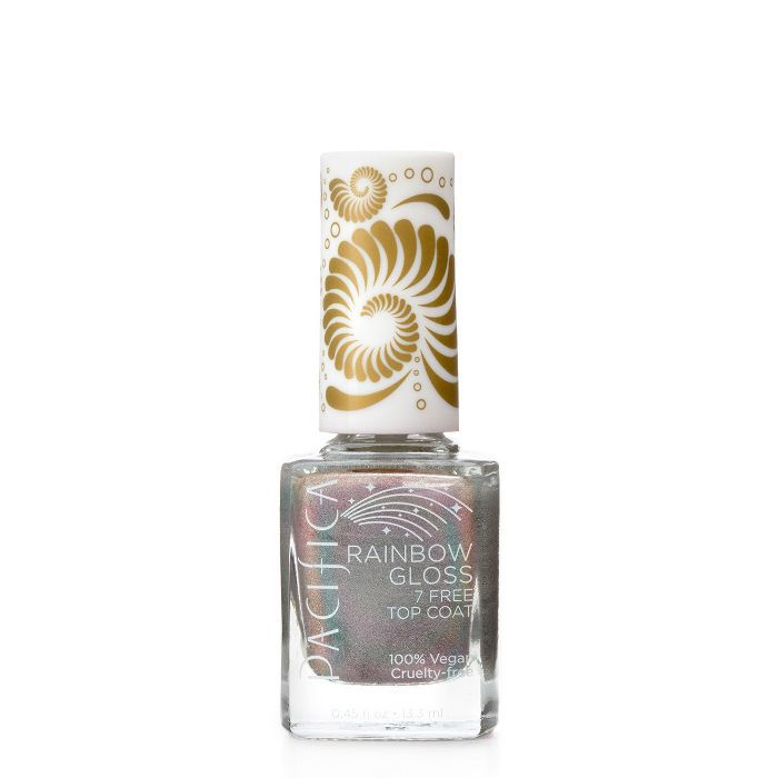 Pacifica Rainbow Gloss 7-Free Top Coat