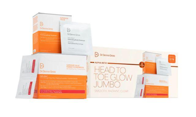 Dr. Dennis Gross Skincare Daily Facial Peel Set