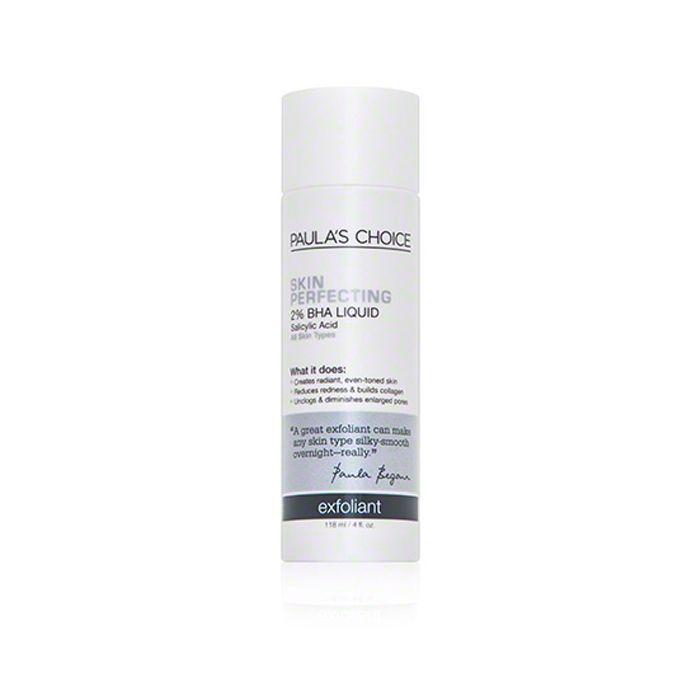 Paula's Choice Skin Perfecting 2% BHA Liquid - how to remove blackheads from ears