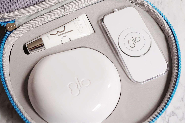GLO Brilliant Personal Teeth Whitening Device