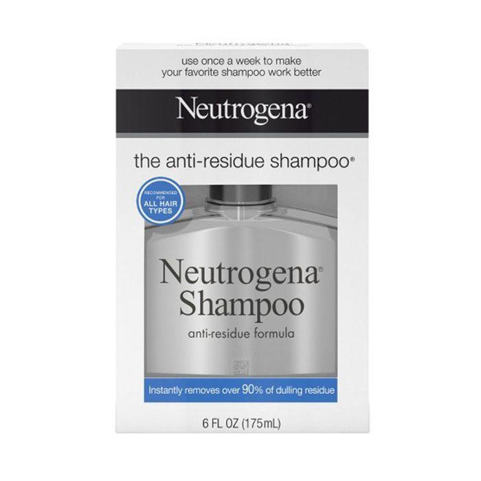long-hair tips: Neutrogena The Anti Residue Shampoo