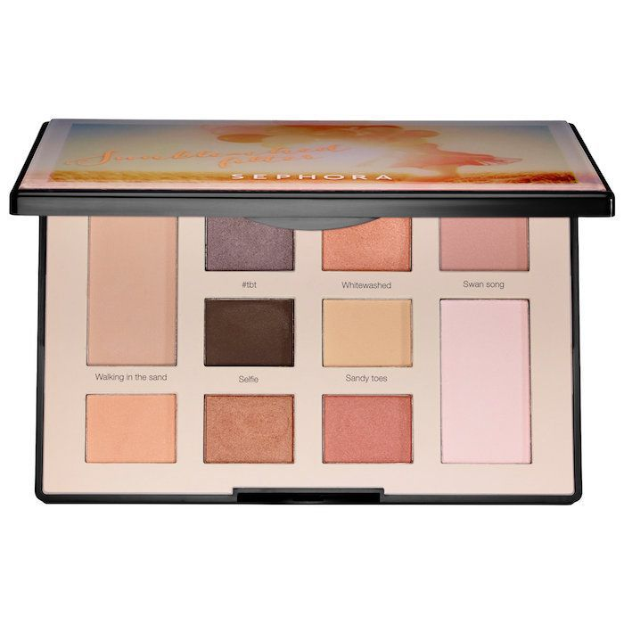 Colorful Eyeshadow Filter Palette Overcast Filter 8 x 0.031 oz