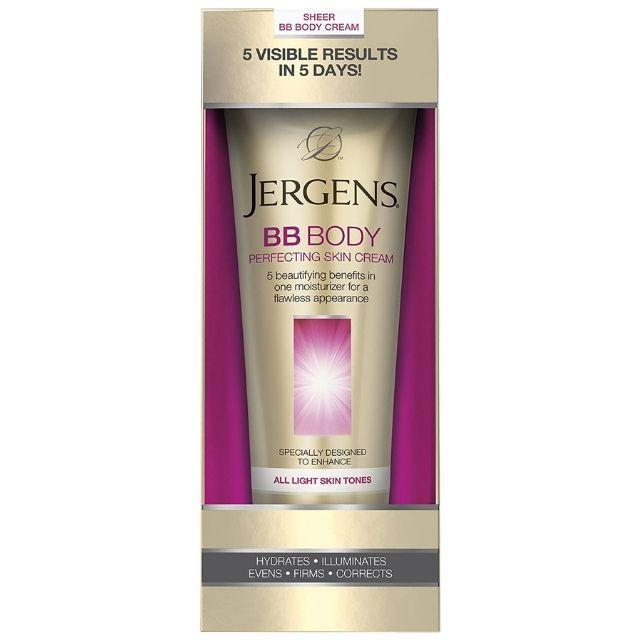 Jergens BB Body Perfecting Skin Cream