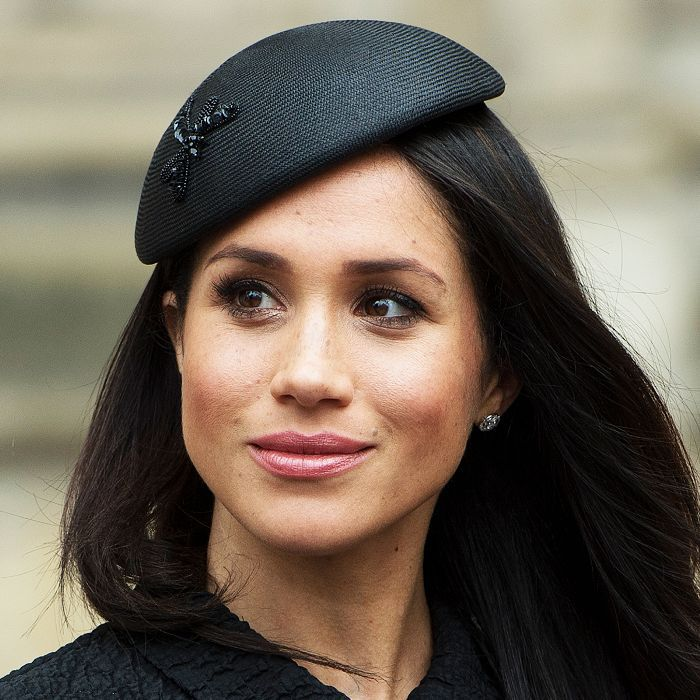 Meghan Markle Royal Wedding Skin