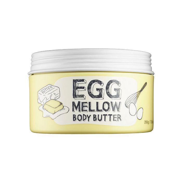 Egg Mellow Body Butter 7.05 oz/ 208 mL