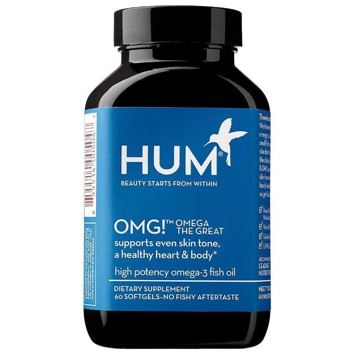 OMG!(TM) Omega The Great Supplements 60 Softgels