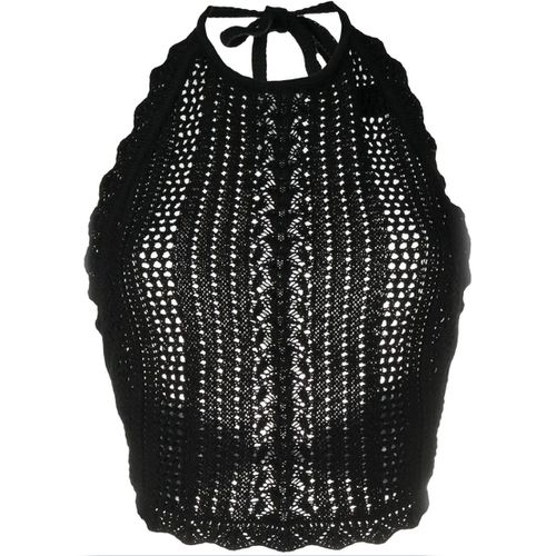 Pinko Knitted Halterneck Top