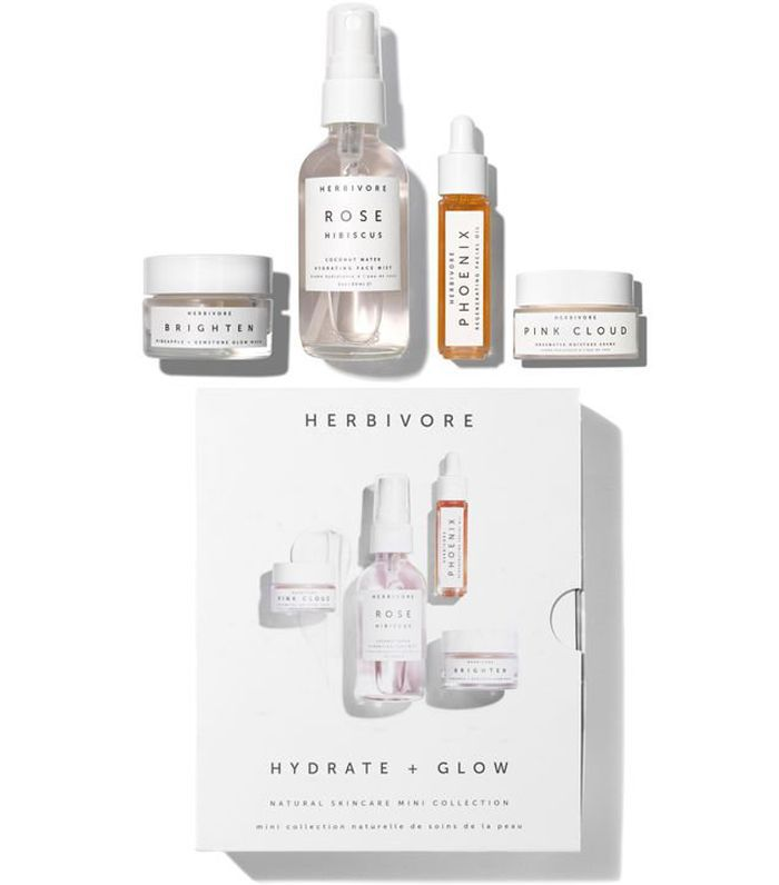 Christmas gift sets: Glossier Phase 1 Set
