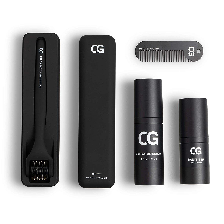 Copenhagen Grooming Beard Growth Kit