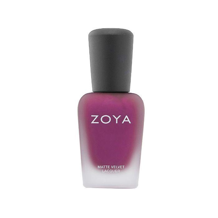 Zoya Matte Velvet Lacquer in Iris