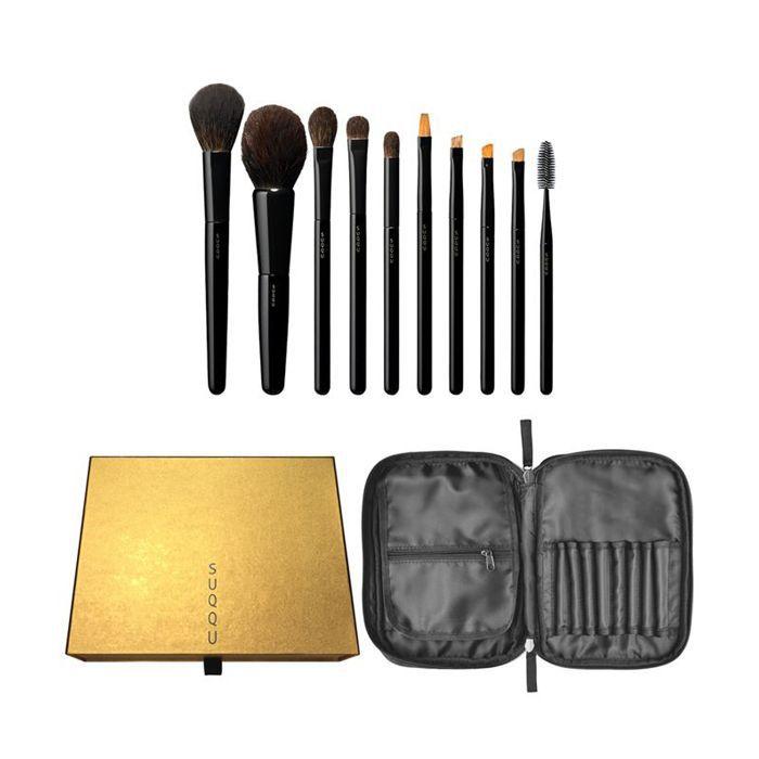 Suqqu Complete Make-Up Brush Set
