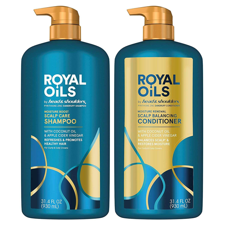 Head & Shoulders Royal Oils Dandruff Shampoo & Conditioner Set