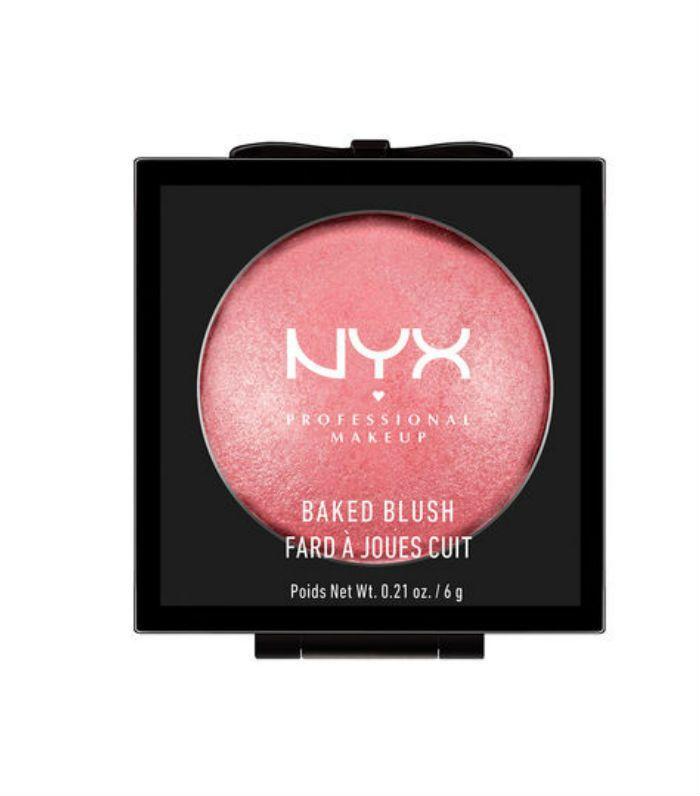 Best drugstore blush: NYX Professional Makeup Baked Brush
