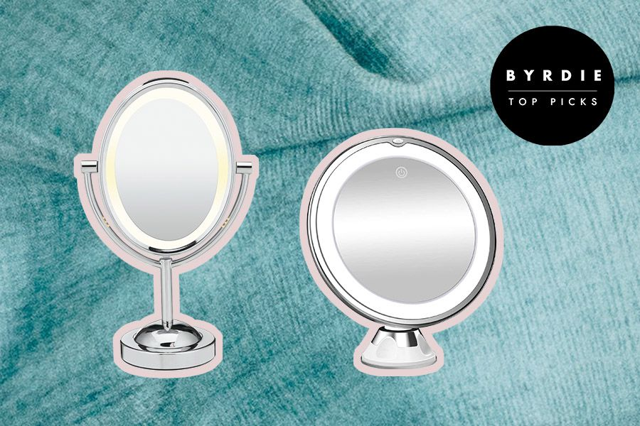 The 9 Best Lighted Makeup Mirrors Of 2021, Best Makeup Mirror Canada