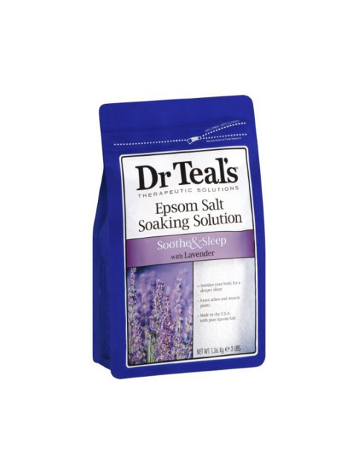 Dr. Teal's Epsom Salt Soaking Solution