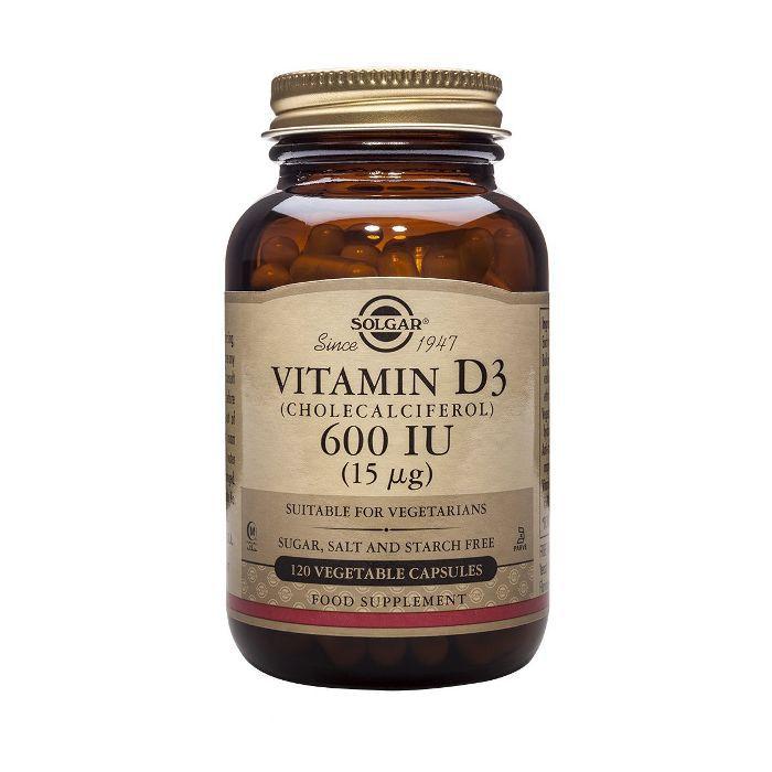 vitamin d deficiency: Solgar Vitamin D3